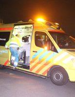 5 januari Automobilist vliegt uit de bocht en rijdt kas binnen Veenakkerweg Den Hoorn