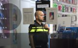16 september Overval op telecom winkel Goeverneurlaan Den Haag