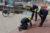 29 april Fietser zwaargewond na botsing met vluchtende scooterrijder Binnenwatersloot Delft [VIDEO]