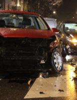 23 februari Veel schade na ongeval tussen twee voertuigen Stevinstraat Den Haag