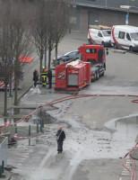 5 december Zeer Grote Brand Van der Kunstraat Den Haag [FOTO-UPDATE]