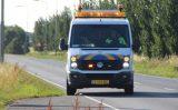 26 juni Twee gewonden bij aanrijding tussen vier voertuigen Provincialeweg-N207 Gouda