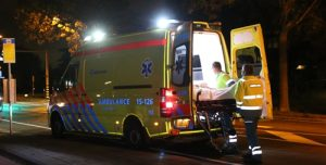 7 oktober Fietser flink gewond na valpartij op fietspad Middelbroekweg Honselersdijk