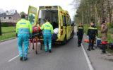 29 april Scooterrijder gewond na aanrijding met auto Sir Winston Churchillaan Rijswijk