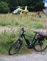 9 juli Fietser zwaargewond na ongeval Abtswoude Delft