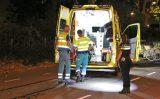 20 juli Fietser gewond na aanrijding met geparkeerde vrachtwagen Kanaalweg De Lier
