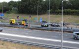 11 augustus Snelweg A4 deels afgesloten na zwaar ongeval A4 Rijswijk
