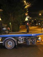 4 december Opzittende van motorscooter op de vlucht bij achtervolging Kerklaan Wateringen