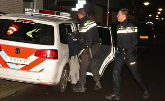8 februari Politie-inval in Delftse wijk Tanthof [VIDEO]