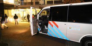 9 november Flinke politie-inzet na vechtpartij Papsouwselaan Delft
