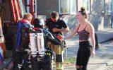 22 juli Meisje valt in het water en raakt telefoon kwijt Zuidwal Den Haag