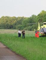 9 juni Zwaargewonde bij eenzijdig ongeval Rijksstraatweg Delfgauw