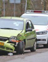 10 maart Prinses Beatrixlaan afgesloten door ongeval met auto Prinses Beatrixlaan Rijswijk