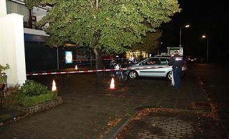 14 oktober Straatroof eindigt in steekincident Multatuliweg