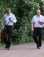 21 mei Brandweer rukt uit voor brandende bossage Valkehorst Honselersdijk