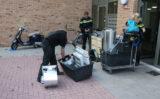 3 mei Hennepkwekerij met 450 planten opgerold in woning Sir Winston Churchillaan Rijswijk