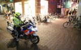 12 augustus Grote politie-inzet bij opstootje tijdens uitgaansnacht Kromstraat Delft
