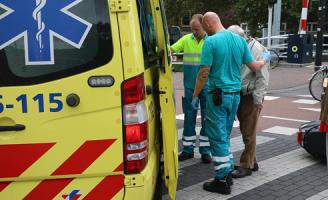 26 september Scooterrijder gewond na aanrijding Willem Naghelstraat Delft