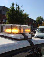 17 juni Twee auto's botsen op kruising Lierseweg Wateringen