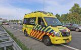 16 september Meerdere gewonden bij ongeval op de A13 Rotterdam / Delft