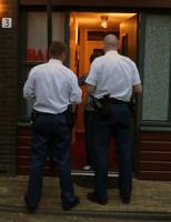 District8 gaat mee met de Politie tijdens Witte voetjesactie tegen inbrekers in Delft