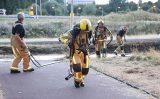 21 juli Flinke bermbrand langs de snelweg A13 Rotterdamsebaan Delft [VIDEO]