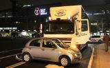 27 november Lichtgewonde bij ongeval tussen vrachtwagen en auto Middel Broekweg Naaldwijk