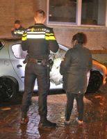 11 maart Auto uitgebrand, politie vermoedt brandstichting Zuidwoldestraat Den Haag [VIDEO]