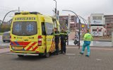 6 december Scooterrijder gewond bij ongeval Laan van Wateringse Veld Den Haag