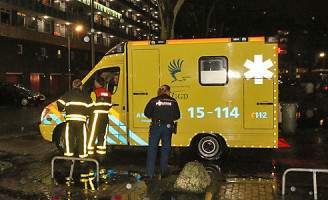 14 februari Bewoner vergeet pannetje op het vuur Delft