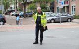 20 september Meisje lichtgewond bij aanrijding met onopvallend politievoertuig Jacoba van Beierenlaan Delft