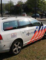 20 april Schade na aanrijding tussen twee voertuigen Michiel de Ruyterweg Delft