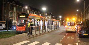 28 januari Medewerkster HTM mishandeld bij incident in tram Melis Stokelaan Den Haag