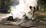 22 april Brommobiel gaat volledig om vlammen op Riddersdreef Den Haag