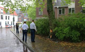 27 mei Buschauffeur onwel geworden tijdens het rijden Delft