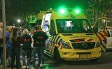 27 september Kleine brand bij Parnassia Advocadostraat Den Haag