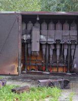 25 september Ontploffing in elektriciteitshuisje Schieweg Delft [VIDEO]