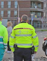 19 oktober Flinke schade bij aanrijding op berucht kruispunt Heernesse Den Hoorn [VIDEO]