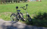 10 oktober Man rijdt met driewieler een sloot in Zuideindseweg Delfgauw