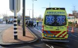12 december Gewonde bij heftig eenzijdig ongeval Zuidwal Delft