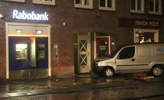 12 mei Ram-Plofkraak Rabobank Den Hoorn