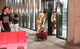 16 oktober Brandweer groots ter plaatse bij brandje in studentenflat Balthasar van der Polweg Delft [VIDEO]