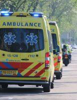 5 juni Kindje zwaargewond na val uit raam derde etage Loosduinsekade Den Haag