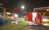 17 september Auto te water, bestuurder verdwenen Honderdland Maasdijk