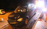 28 september Alcomobilist met auto tot stilstand tegen een boom Kerkweg Nootdorp
