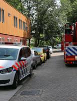 15 augustus Brandweer rukt uit voor keukenbrand Roland Holstlaan Delft