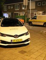 14 augustus Stroomuitval in Delfse Voorhof door brand in elektrahuisje Frederik van Eedenlaan Delft