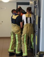 21 juni Opnieuw liftopsluiting in appartementencomplex Gasthuislaan 's-Gravenzande