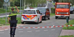1 September Twee wielrenners gewond bij aanrijding Tramkade Den Hoorn