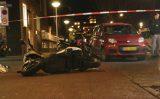 12 december Opzittenden van scooter gewond na aanrijding Laan van Wateringse Veld Den Haag